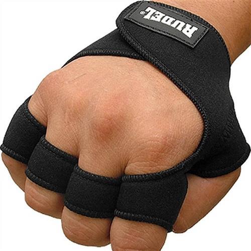 Luva Esportiva para Fitness Exercícios Rubber 1138 Rudel