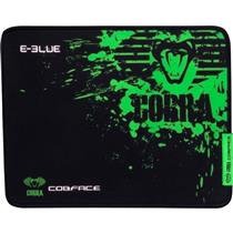 Mouse pad Gamer Cobra M Preto/Verde E-blue