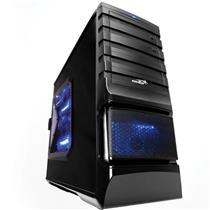 Gabinete Desktop Gamer Burton Plus Preto Gs-6510 Sentey