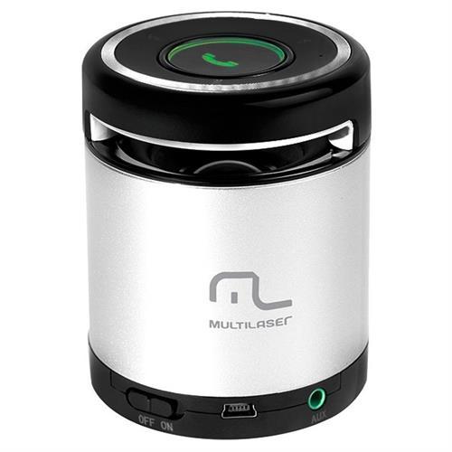 Caixa De Som Portátil 10W Rms Bluetooth Sp155 Multilaser
