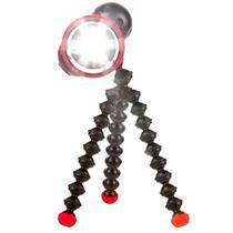 Luminária Tripé Flexível Com Pés Magnéticos Fl2-01Am Joby
