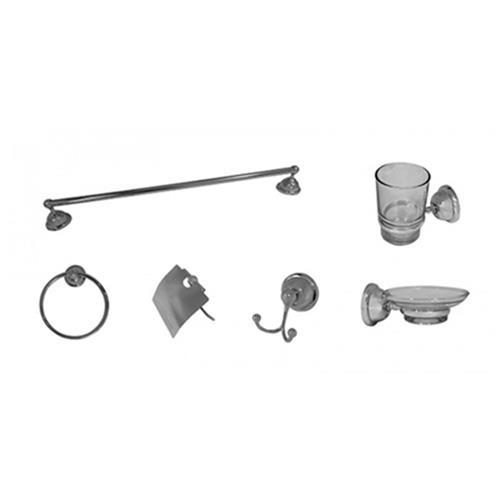 Kit De Acessórios Para Banheiro P-017 Pelegrin