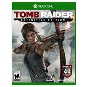 Tomb Raider Definitive Edition Em Inglês Para Xbox One Square Enix