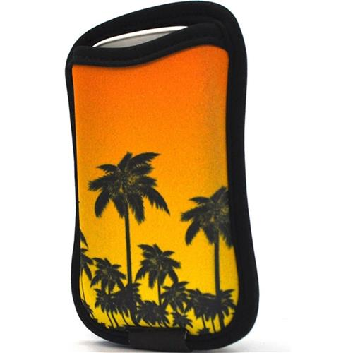 Case Para Smartphone E Iphone Porta Cartão Tropical Reliza