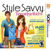 Style Savvy Trendsettergs Game Para Nintendo 3Ds