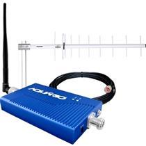 Mini Repetidor De Celular 800 Mhz 60 Db Rp - 860 Aquário