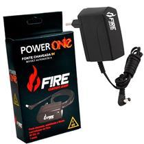 Fonte Chaveada Power One 9V Bivolt 338 Fire