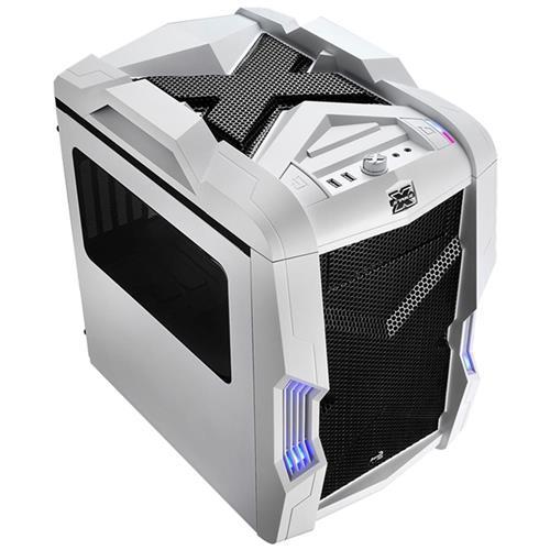 Gabinete Game Strike-X Cube Branco USB 3.0 EN52797 Aerocool