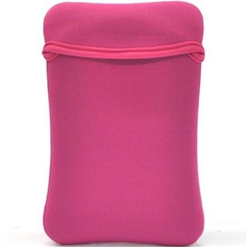 Case Para Tablet 7 Pol Dupla Face Rosa Preto Reliza