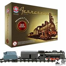 Ferrorama Locomotiva Clássico Xp100 Estrela