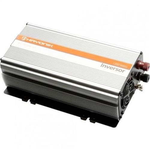 Inversor 1200W 12Vdcom127v Usb Onda Modificada 45091 Hayonik