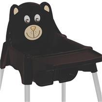 Cadeira De Refeição Teddy Baixa Marrom 92371109 Tramontina