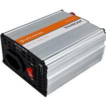 Inversor De Onda Modificada 12VDC 220V 60Hz USB 300W Hayonik