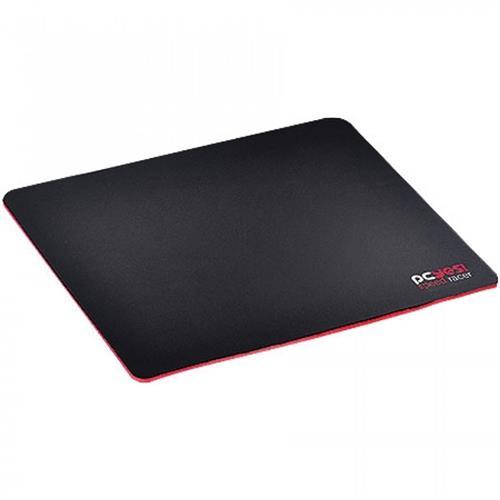 Mouse Pad Gamer Speed 35,5 Cm Preto E Vermelho Pcyes