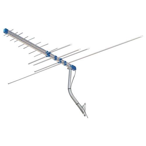 Kit Antena Digital Vhf/Uhf/Fm Prohd-3000-01 Proeletronic