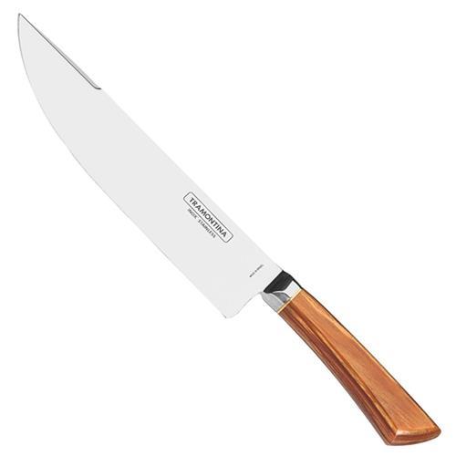 Faca Para Carne Aço Inox Polywood 21575048 Tramontina