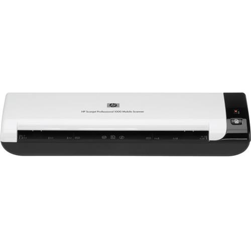 Scanner Scanjet 1000 Portátil Digitalização L2722a-Bgj Hp
