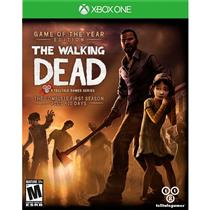 Game The Walking Dead Of The Year Xbox One Telltale