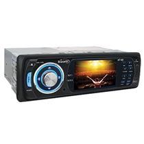 Auto Rádio Mp5 40W Rms Led Azul Kt-82 Kuati