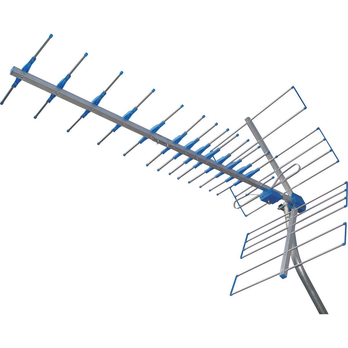 Antena Uhf Digital Yagi Com Refletor Prohd1100 Proeletronic
