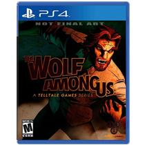 The Wolf Among Para Ps4 Idioma Em Inglês Teltale