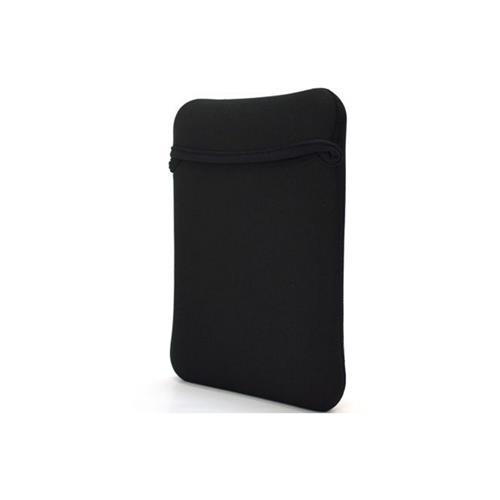 Case Para Tablet 7 Ipad Mini Dupla Face Mustache Preto Reliza