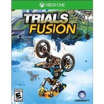 Trials Fusion Xbox One Game Moto Trilingual Ubisoft