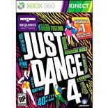 Just Dance 4 Kinect Em Português Br Para Xbox 360 Ubisoft