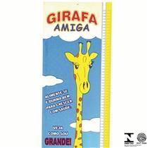Régua Girafa Amiga Em Mdf Acompanha Crescimento 1207 Carlu