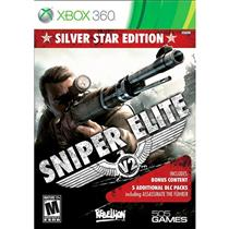 Sniper Elite V2 Silver Star Edition Para Xbox 360 505 Games