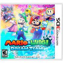 Mario & Luigi Dream Team Nin 3Ds