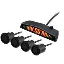 Sensor Estacionamento Com Display Preto Secd.C1000 Kx3