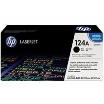 Cartucho de Toner Laserjet HP 124a Preto Q6000AB Hp