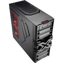 Gabinete Gamer Preto STRIKE X ONE ADVANCE Aerocool