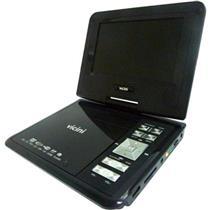 Dvd Player Portátil Tela 7 Com Game Vc-6500 Vicini