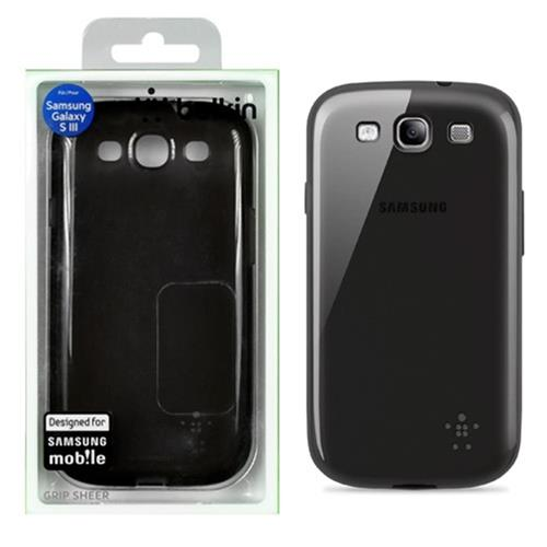 Capa Para Samsung Galaxy Siii Sheer Grip F8m398ttc00 Belkin