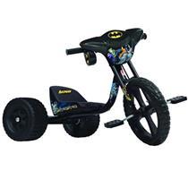 Brinquedo Velotrol Triciclo Do Batman 2380 Bandeirante