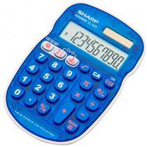 Calculadora Eletrica Digital Els25bbl Sharp