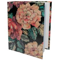 Álbum Fotográfico Capa Dura Floral 100 Fotos Pa109a Lavie