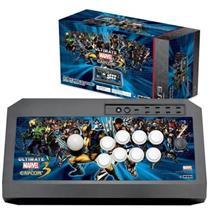 Controle Arcade Marvel X Capcom Stick Para Ps3 Hp31117u Hori