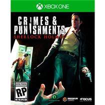 Crimes & Punishment: Sherlock Holmes Xone Maximum Games