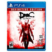 Dmc Devil May Cry Jogo De Ação Playstation 4 Capcom