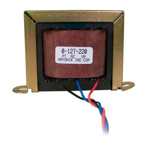 Transformador 140mA 1.68VA 6 x 6VAC 127-220VAC 6-200 Hayonik