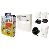Kit Alarme Alard Max 4 C/ Discadora 4 Setores Ecp