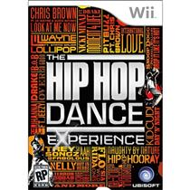 The Hip Hop Dance Experience Game Para Nintendo Wii Ubisoft