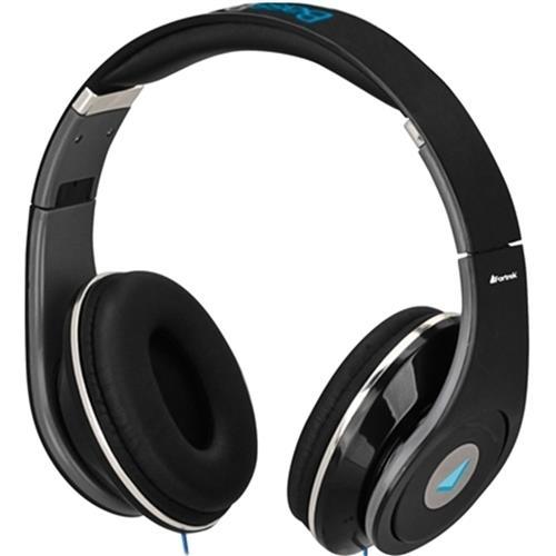 Fone De Ouvido Bass Beats Microfone Preto Hdp602 Fortrek