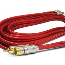 Cabo Rca 2X2 Flexível Plug Banhado A Ouro Cb2rca5m Stetsom
