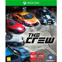 The Crew Português Br Game Corrida Xbox One Ubisoft