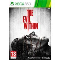 The Evil Within Para Xbox 360 Em Inglês Bethesda