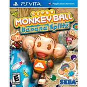 Super Monkey Ball Banna Splitz Game Para Ps Vita Sega